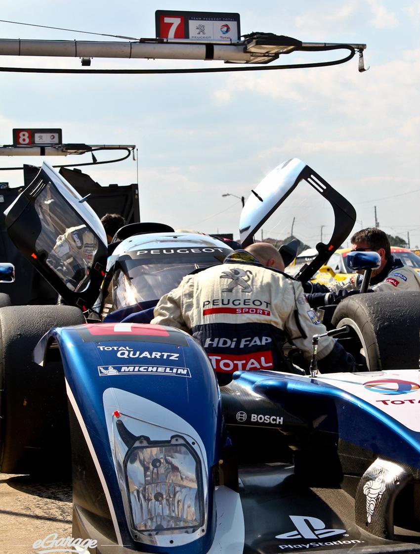 Sebring Peugeot Sport Team