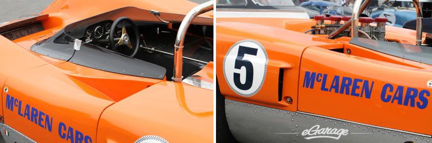 McLaren Orange McLaren Orange