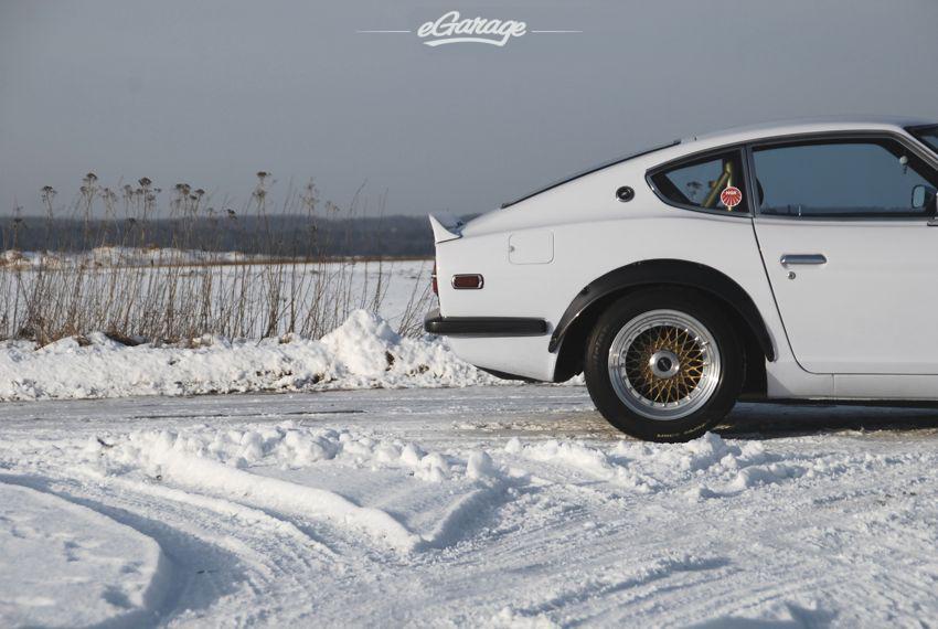 240Z HRE 501 wheels Datsun 240Z HRE Wheels