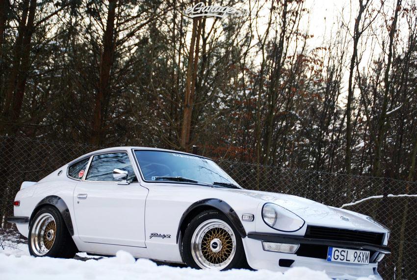 Datsun HRE wheels Datsun 240Z HRE Wheels