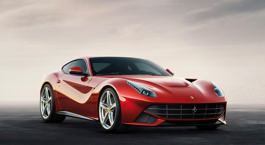 Ferrar F12 Unveiled: Ferrari F12 Berlinetta