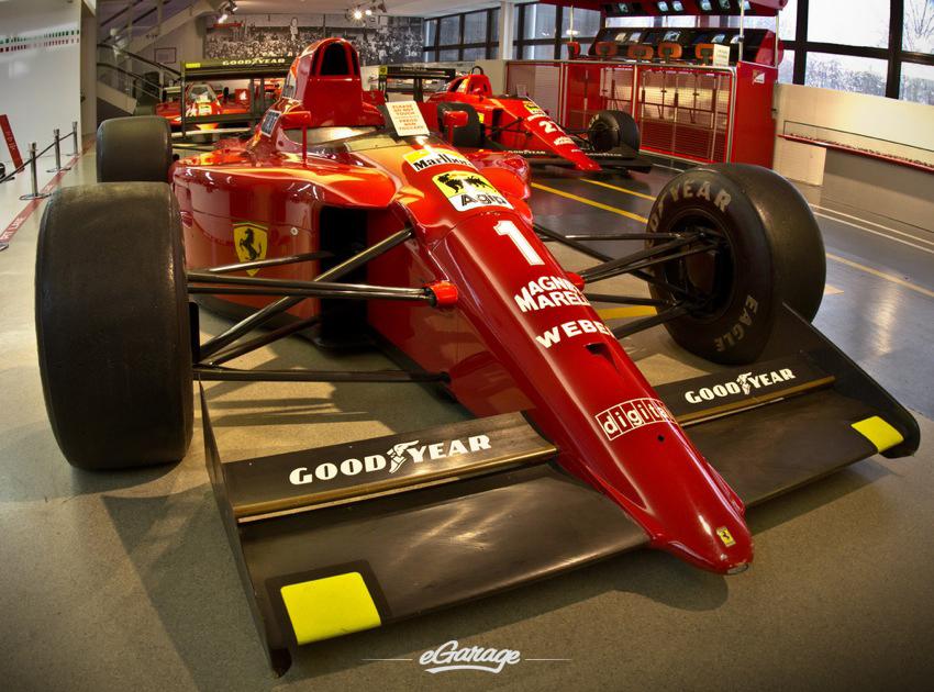 Ferrari F1 Museum Ferrari Museum