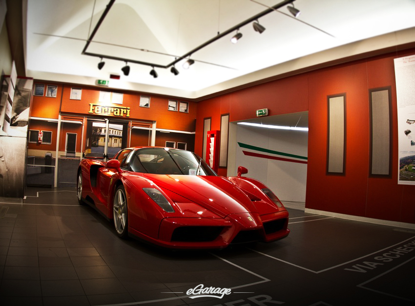 Ferrari F50 Ferrari Museum Ferrari Museum