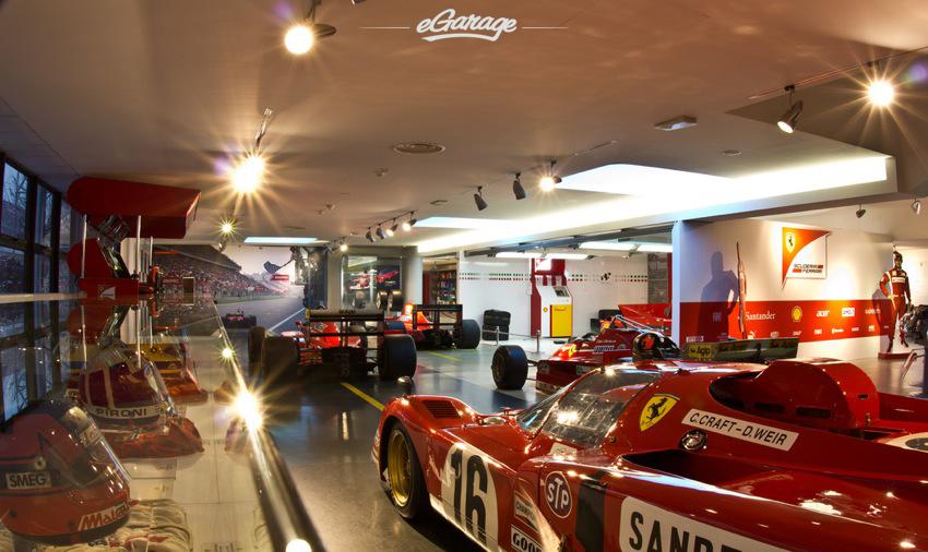 Ferrari Museum 2012 Ferrari Museum