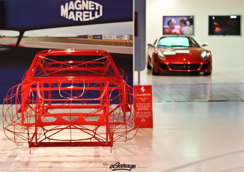 Ferrari Museum 250 GTO 599 GTO Ferrari Museum