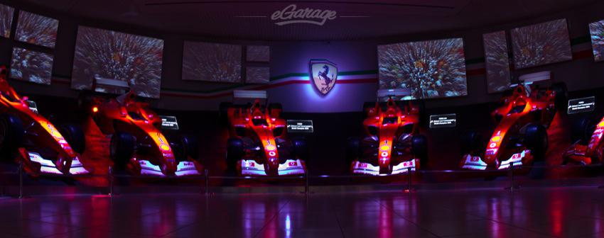 Ferrari Museum F1 champions Ferrari Museum