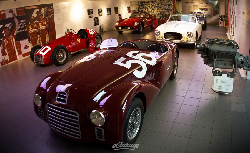 Ferrari Museum Ferrari Museum