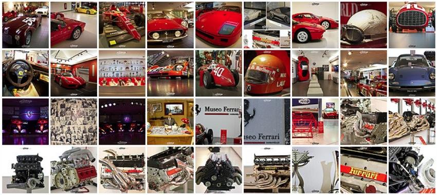 Ferrari Museum1 Ferrari Museum