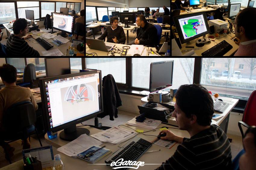 Pagani Factory Staff Pagani Factory