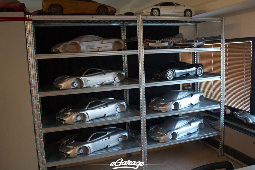 Pagani Model cars Pagani Factory