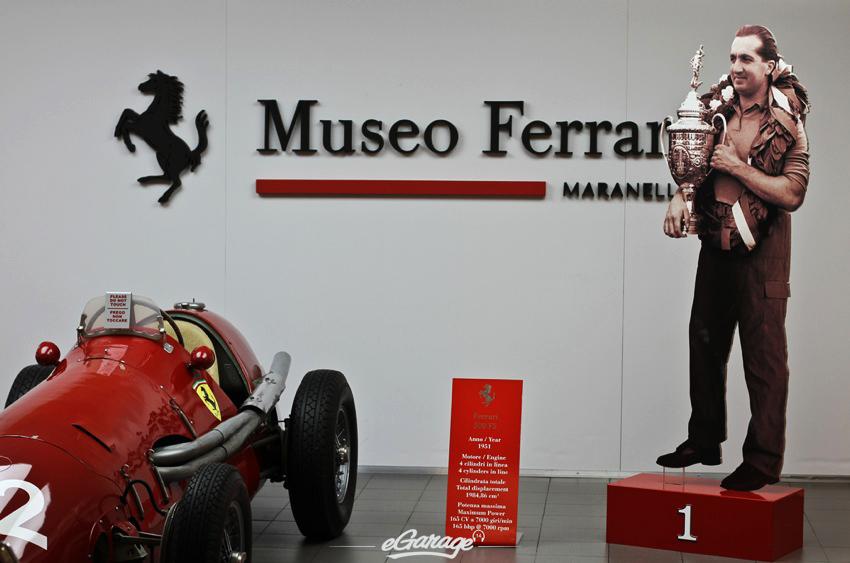 eGarage.com Ferrari Museum Ferrari Museum