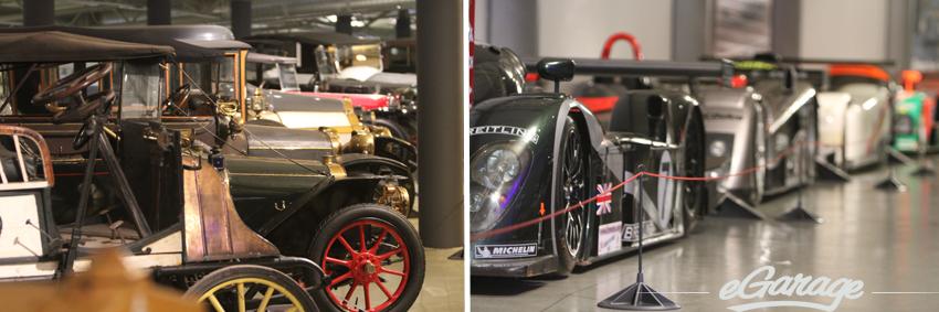 COMBO1 Le Mans Museum