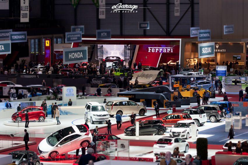 GENEVA MOTOR SHOW 2012 2012 Geneva Motor Show