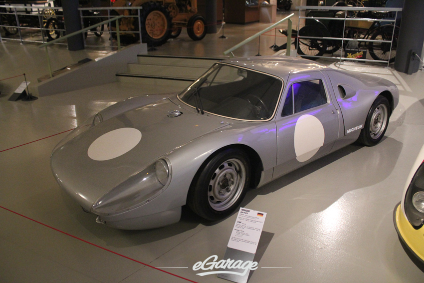 P 9044 GTS Le Mans Museum