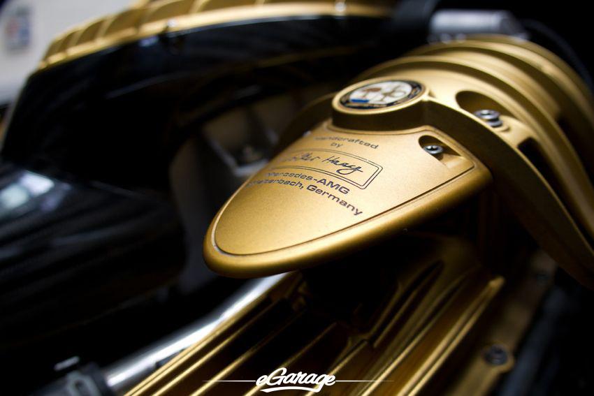Pagani V12 AMG Pagani Factory