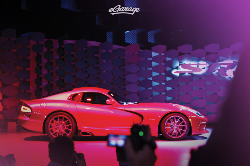 2013 SRT Viper1 2013 SRT Viper