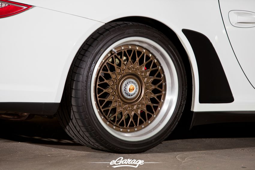 501 HRE Vintage wheels  Porsche 911: Daily Driver