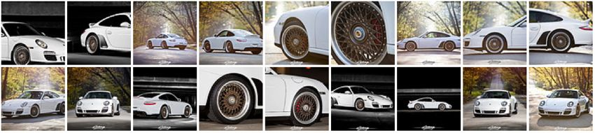 HRE vintage wheels Porsche 911: Daily Driver