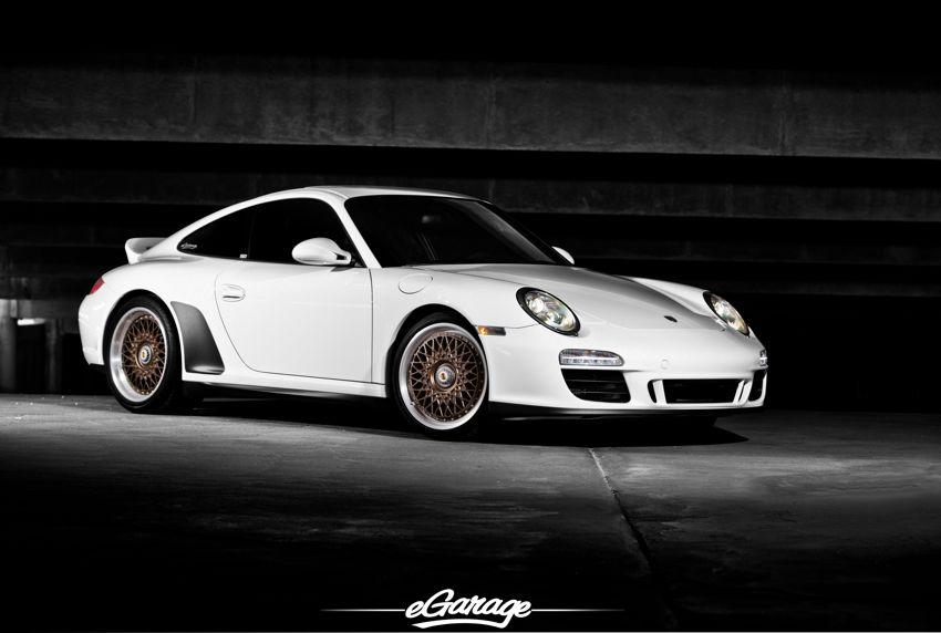 HRE wheels Vintage 501  Porsche 911: Daily Driver
