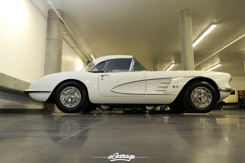 LeMay Museum corvette LeMay Museum: Americas Car Museum
