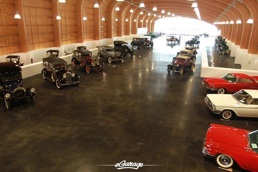 LeMay Museum main floor LeMay Museum: Americas Car Museum