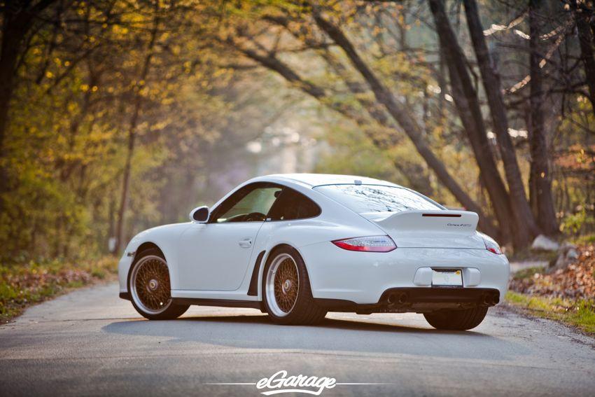 Porsche HRE 501 Vintage Wheels bronze Porsche 911: Daily Driver