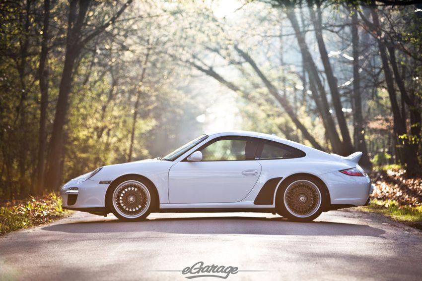 Porsche bronze HRE Vintage Wheels Porsche 911: Daily Driver