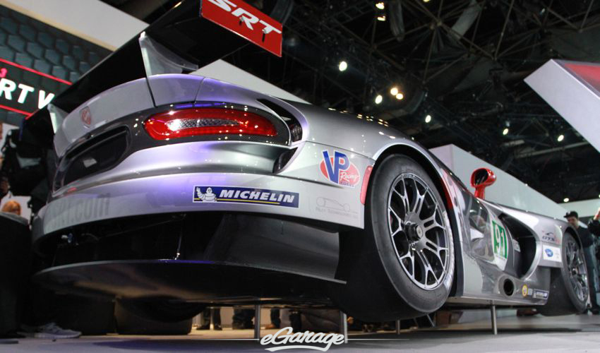 SRT Viper GTS R1 2013 SRT Viper