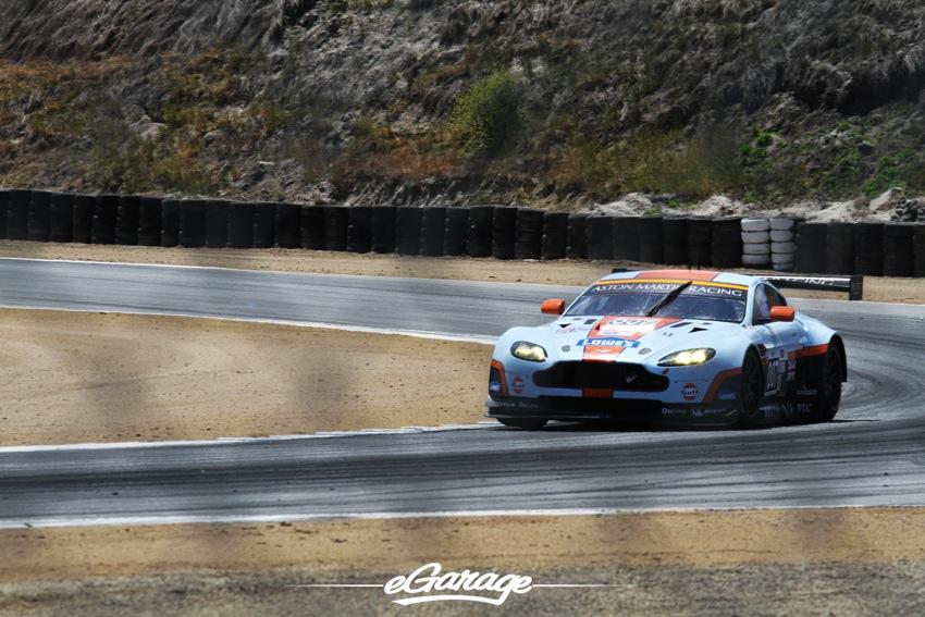 2012 ALMS Aston Martin Racing ALMS: Laguna Seca