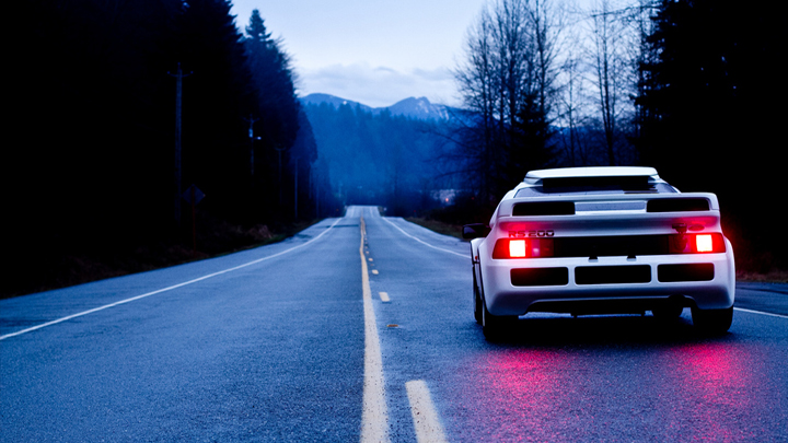 Ford RS200 Video Ford RS200