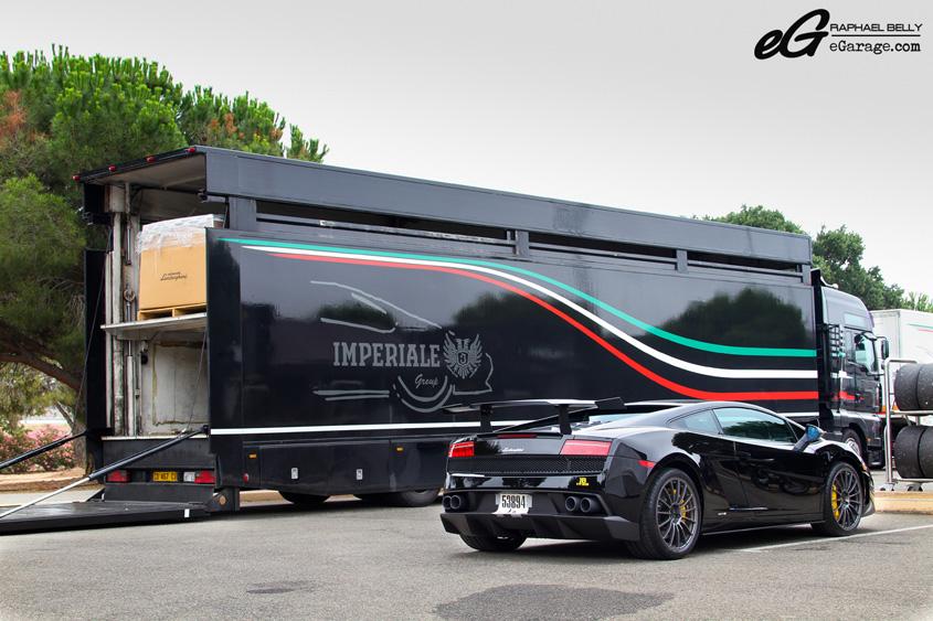 Blancpain Endurance Series 123 3 Blancpain: Paul Ricard HTTT