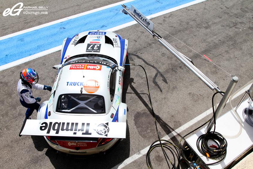 Blancpain Endurance Series 148 1 Blancpain: Paul Ricard HTTT