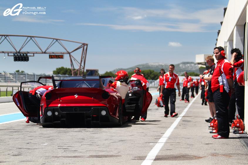 rtg 126 Ferrari Corse Clienti: Paul Ricard HTTT