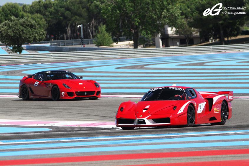 rtg 157 Ferrari Corse Clienti: Paul Ricard HTTT