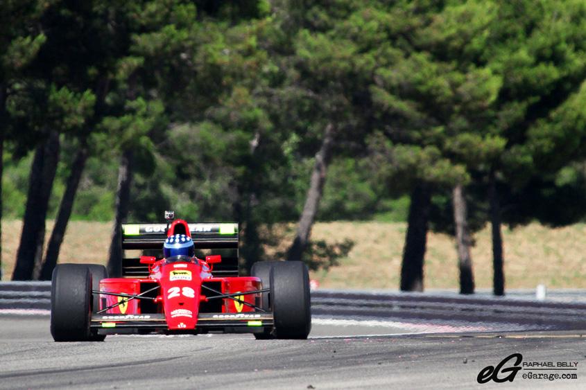 rtg 178 Ferrari Corse Clienti: Paul Ricard HTTT