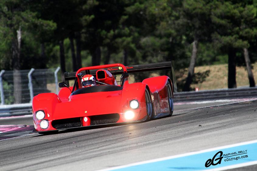 Ferrari corse clienti paul ricard httt for Garage mercedes corse