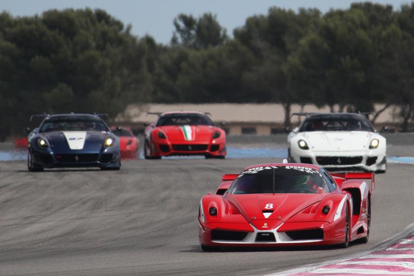 rtg 1801 Ferrari Corse Clienti: Paul Ricard HTTT