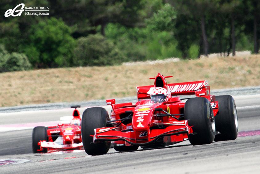 rtg 68 Ferrari Corse Clienti: Paul Ricard HTTT
