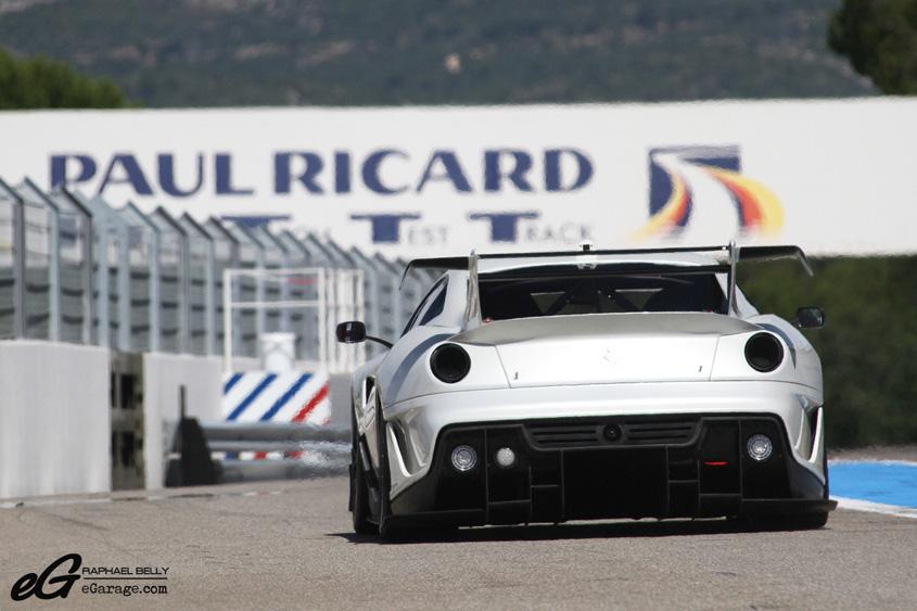rtg 9 Ferrari Corse Clienti: Paul Ricard HTTT