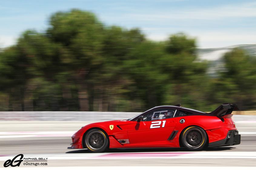 rtg 99 Ferrari Corse Clienti: Paul Ricard HTTT