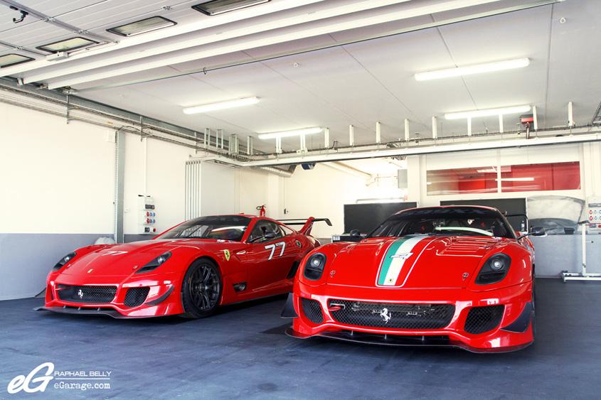 rtg Ferrari Corse Clienti: Paul Ricard HTTT