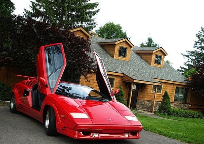 Cats Exotics Countach 2