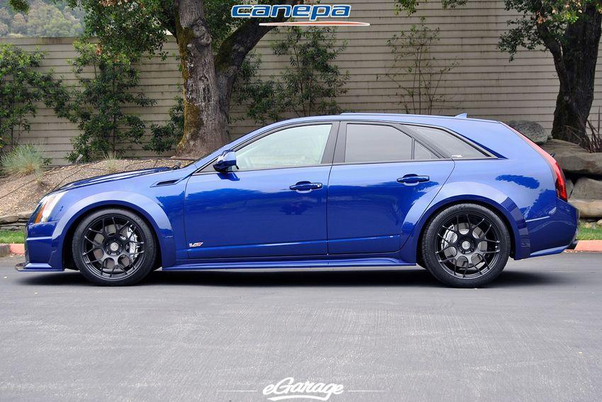 Canepa Cadillac Cts V Wagon
