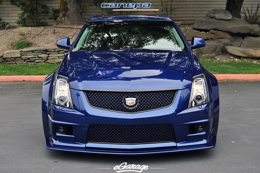 Canepa Desgn Cadillac CTS V Canepa Cadillac CTS V Wagon
