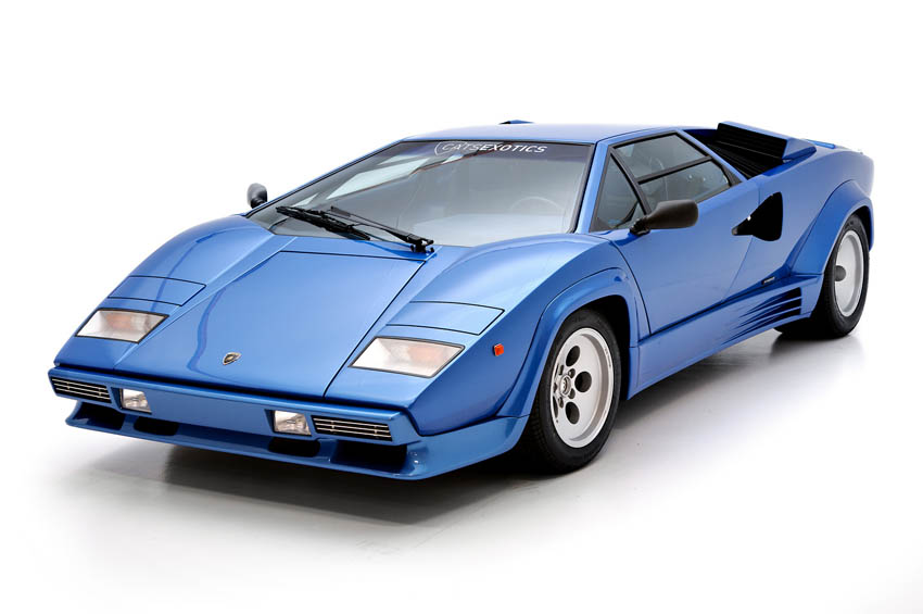 Cats Exotics Countach
