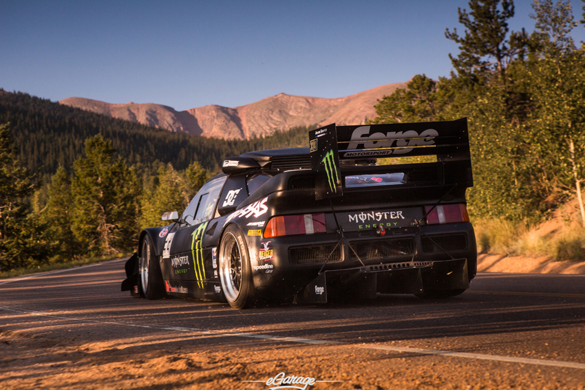eGarage Pikes Peak 21