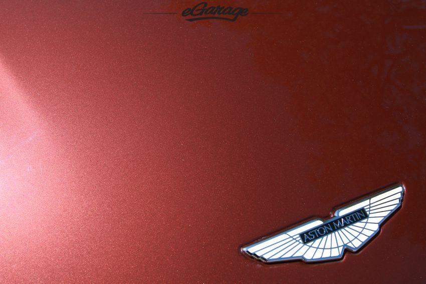 Aston Martin vanquish Logo 2013 Aston Martin Vanquish