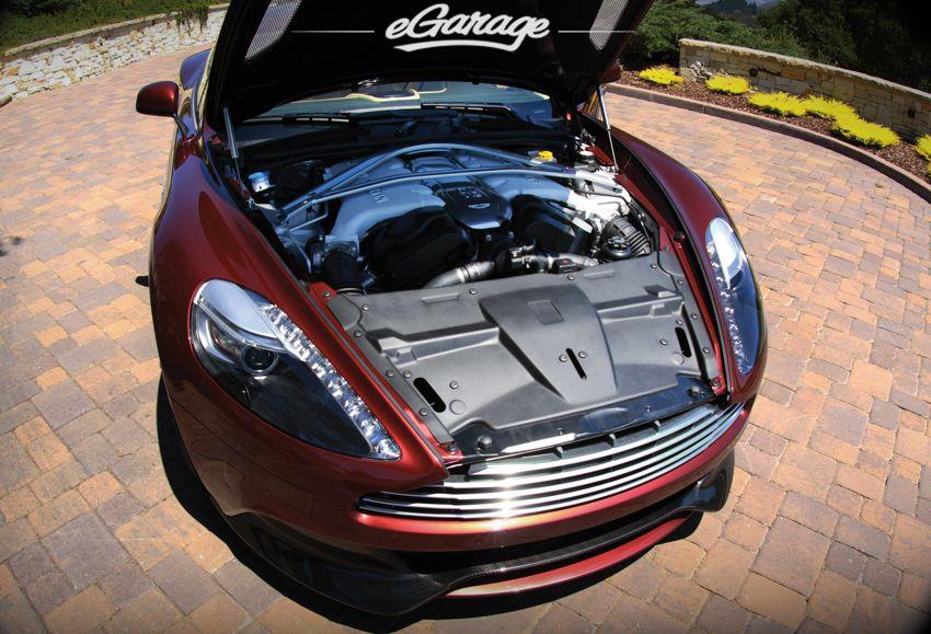 V12 Aston Martin 2013 Aston Martin Vanquish