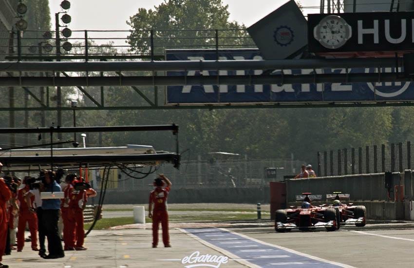 eGarage 2012 Italian Grand Prix Monza Practice