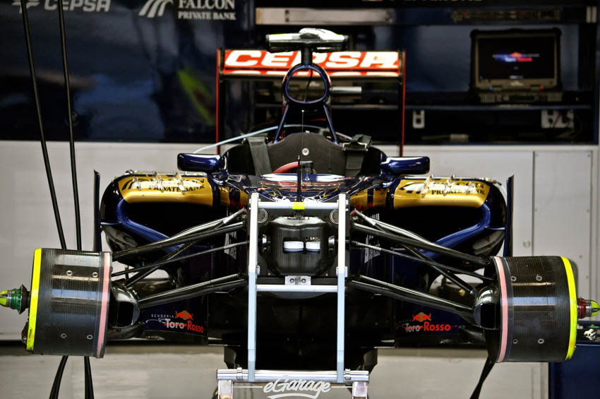 eGarage 2012 Italian Grand Prix Red Bull